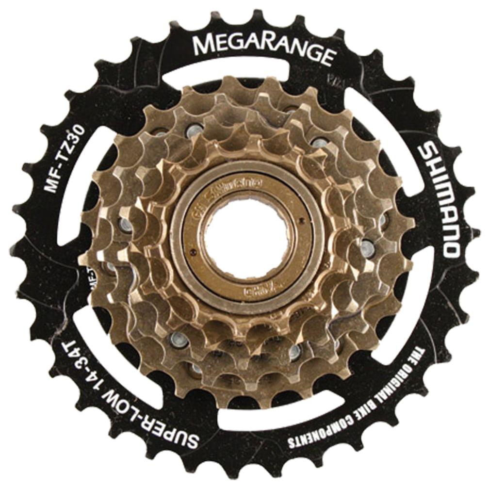 Shimano MF-ZH30 6spd 14-34 Freewheel