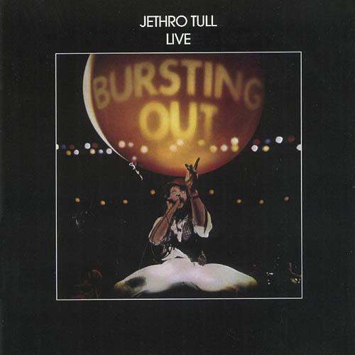 Jethro Tull - Bursting Out [CD]