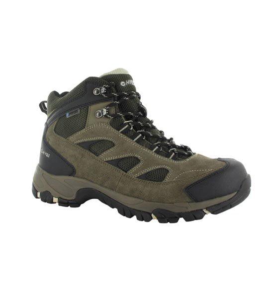 Hi-Tec Men Logan Waterproof Hiking Boot by Hi-Tec