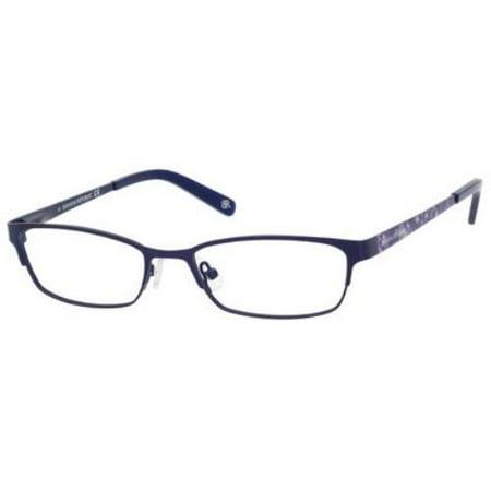 Banana Republic Eyeglasses Laila 0da4 Navy 50mm Walmart Com