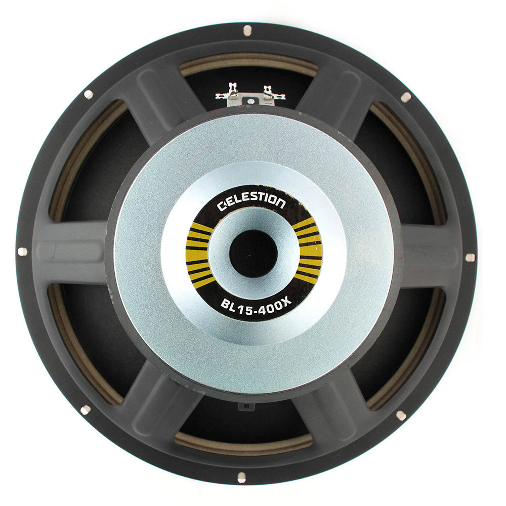 Celestion BL15-400X 15 Inch 400-Watt 8 Ohm Ceramic Bass Speaker by Celestion
