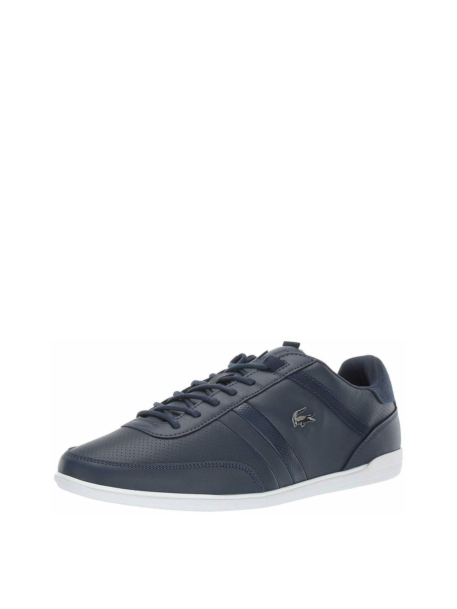 Lacoste Men/'s Giron-119 Black//Grey Sneakers Shoes