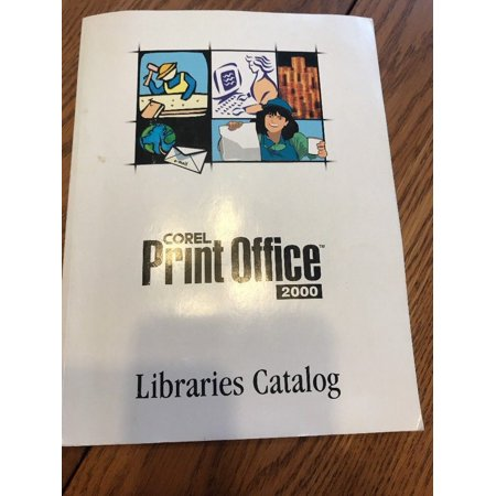 Corel Print Office 2000 Library of Clip Art, Multimedia Layouts, Templates (Multimedia Art)