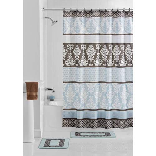 Mainstays 15-Piece Bathroom Sets by Victoria Classics