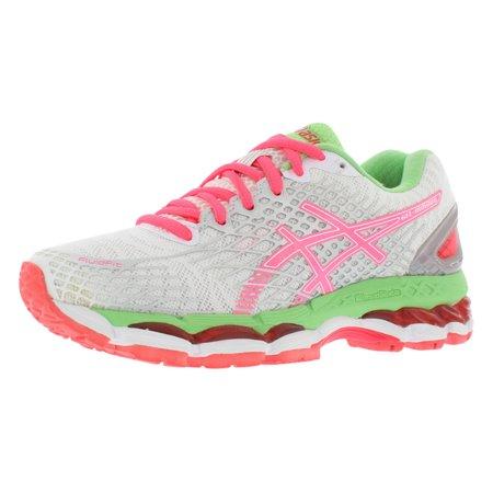 best sneakers 7a349 9ffb7 Asics Gel Nimbus 17 Running Women's Shoes Size