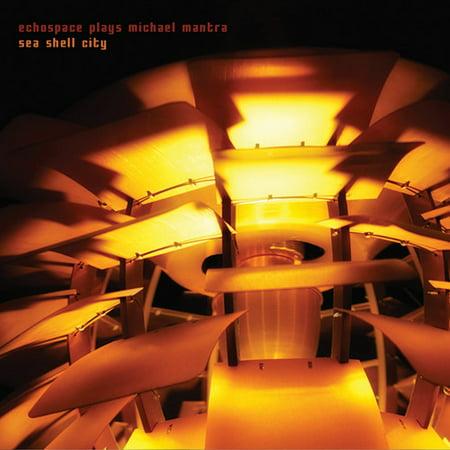 Echospace / Mantra, Michael - Sea Shell City [CD]