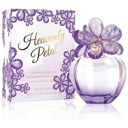 Heavenly Petal Women's Eau De Parfum Spray, 2.7 Ounce 80 Ml - Impression of Marc Jacobs Daisy DreamPREFERRED FRAGRANCE Heavenly Petal by Preferred Fragrance is crafted by master perfumers using only high quality essential oils normally found in the most expensive designer perfumes and colognes.