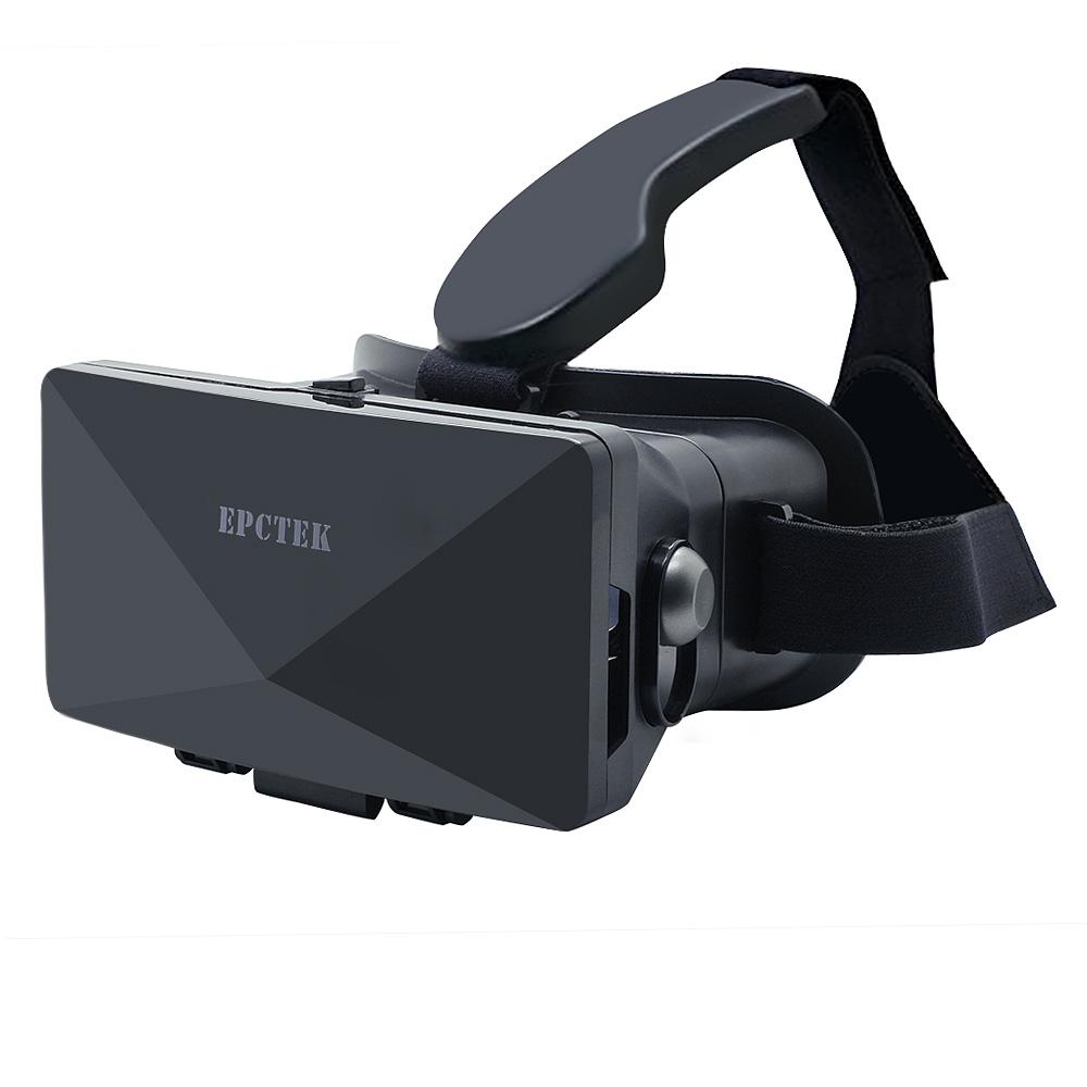 CBD New VR Storm Glasses Virtual Reality Black 1 PCS