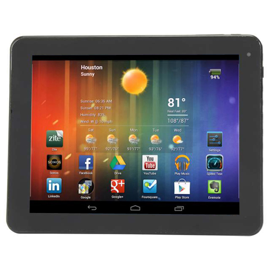"Proscan PLT8223G 8.0"" 4GB Android 4.1 Tablet - Recertified"