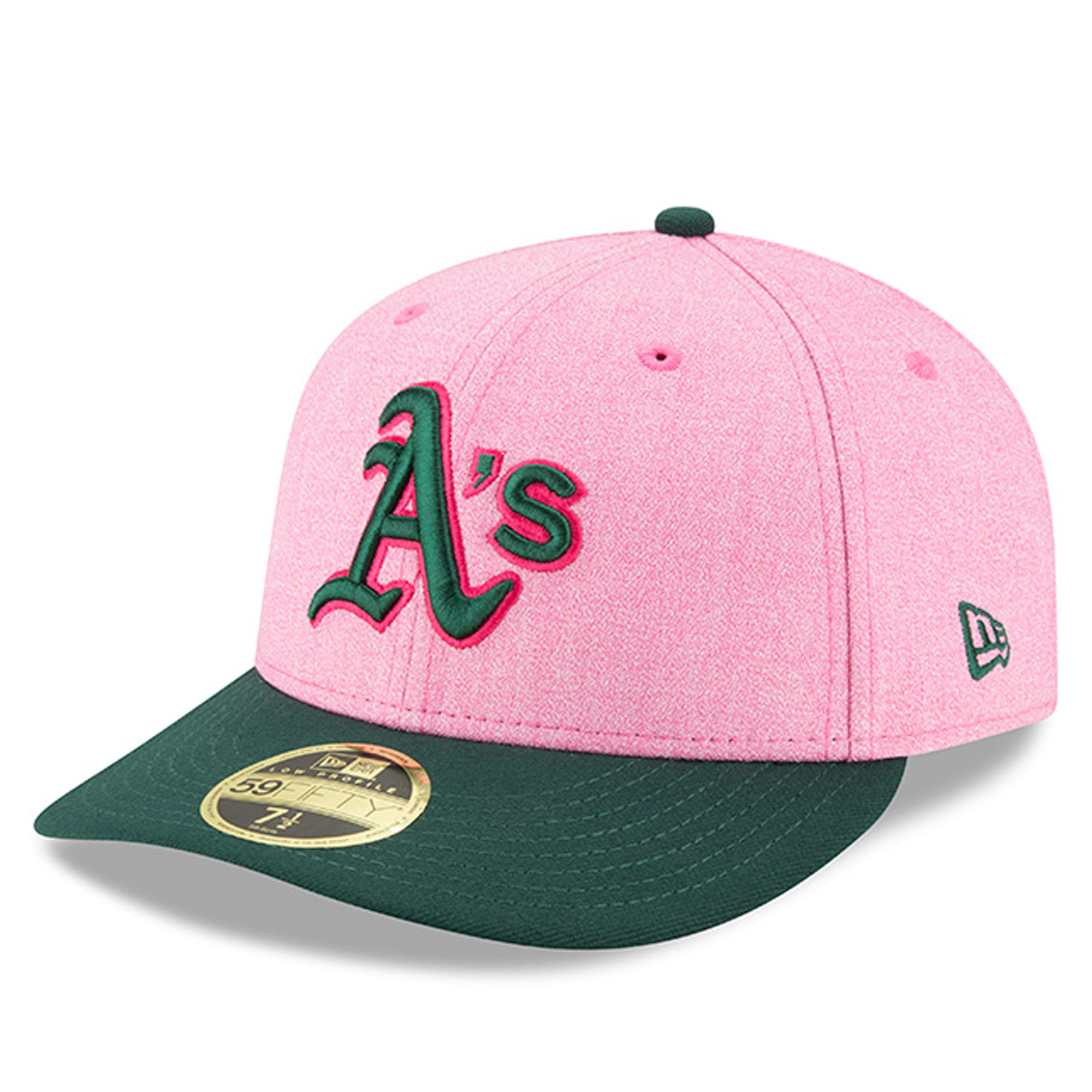 the best attitude a0896 b1666 ... coupon code product image oakland athletics new era 2018 mothers day on  field low profile 59fifty