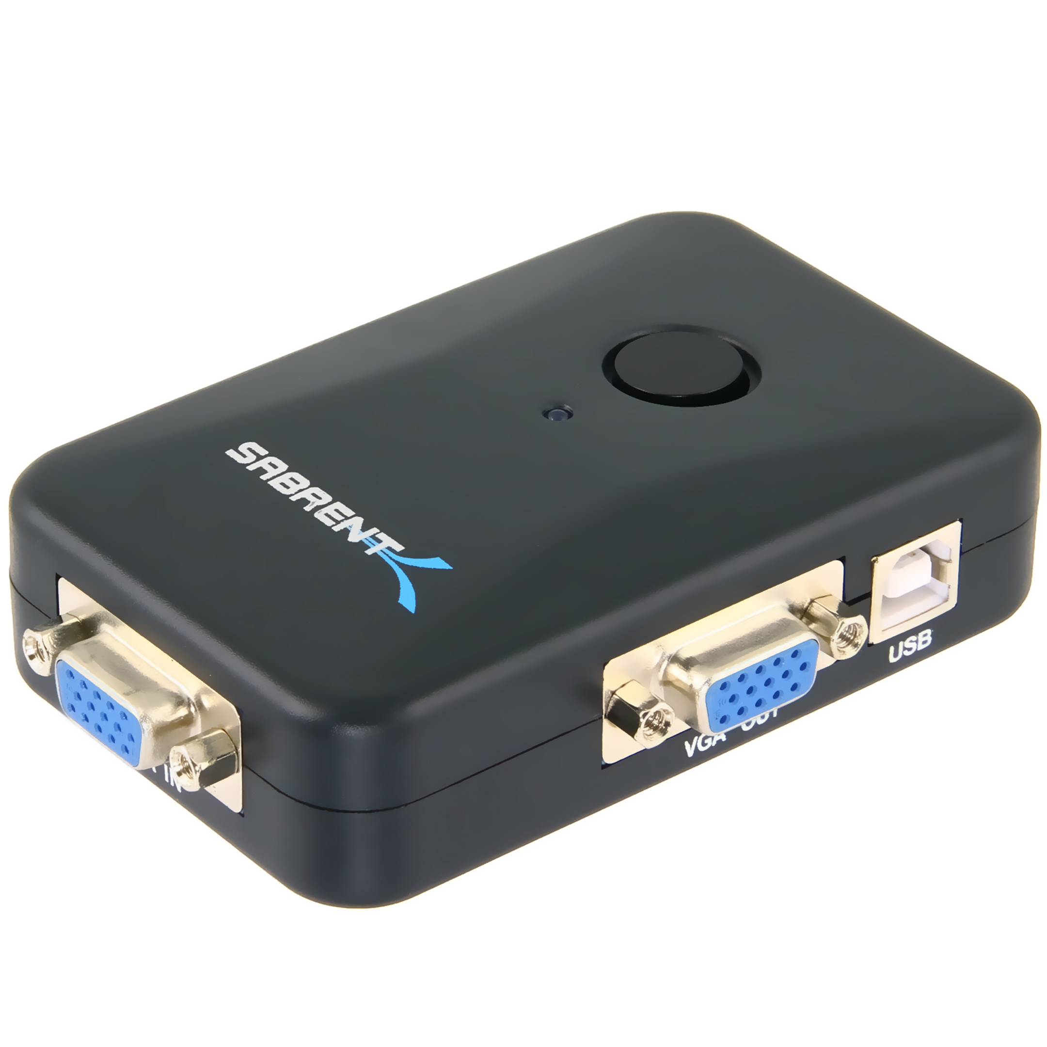 Sabrent VD-VS2P 2-Port VGA High Resolution Video Splitter