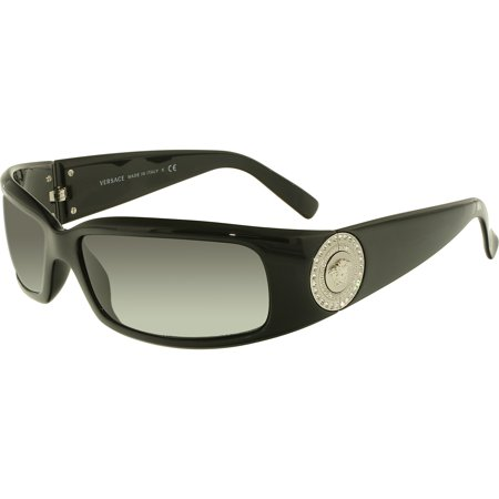 ba8966d7f451 VERSACE - VERSACE Sunglasses VE 4044B GB1 87 Black 60MM - Walmart.com