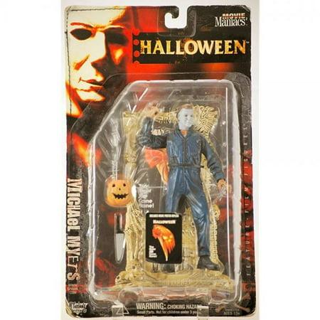 Movie Maniacs Series 2: Halloween Michael - Halloween Michael Myer