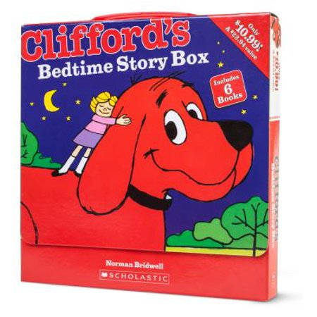 Clifford's Bedtime Story Box (Best Bedtime Stories For 1 Year Olds)
