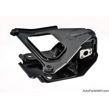BRACKET-STRUT TO RADIATOR SUPPORT-