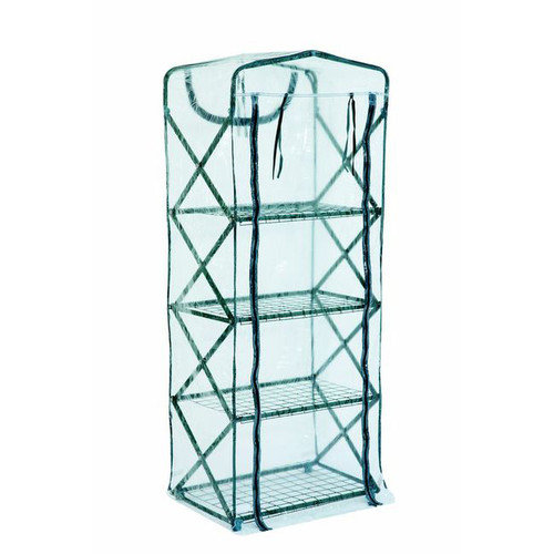 Flowerhouse X-Up Polycarbonate Growing Rack Greenhouse Cover