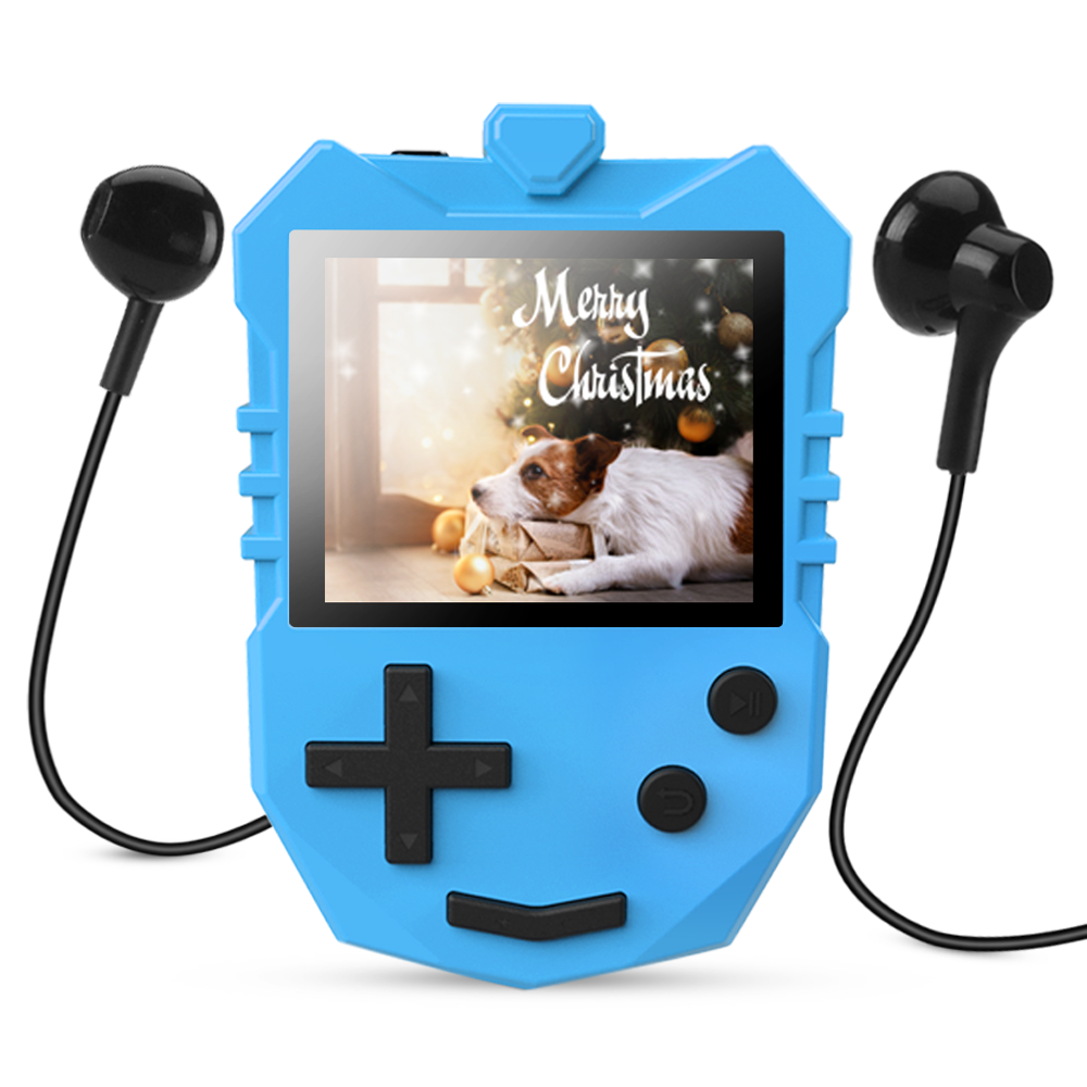 Agptek Mp3 Player For Kids Portable 8gb Music Player With Built In Speaker Fm Radio Voice Recorder Up To 128gb Walmart Com Walmart Com