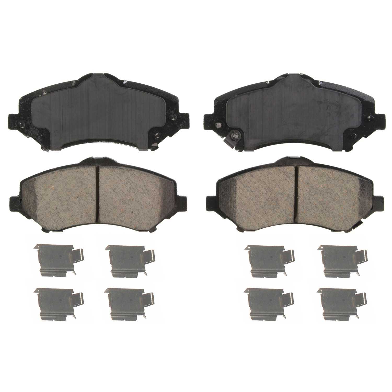 RM Brakes ATD1317M Disc Brake Pad Set