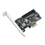 MASSCOOL XWT-PCIE11 2-Port SATA II + 1 Port ATA133 Controller Card for Motherboard Retail