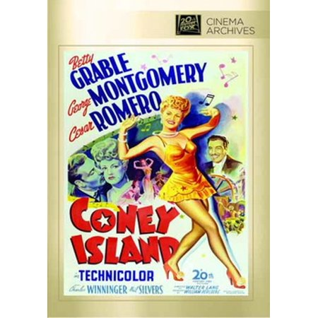 Coney Island (DVD) (Best Rides Coney Island)