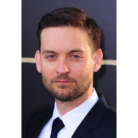 Tobey Maguire At Arrivals For The Great Gatsby Premiere Avery Fisher Hall At Lincoln Center New York Ny May 1 2013 Photo By Gregorio T BinuyaEverett Collection Photo Print