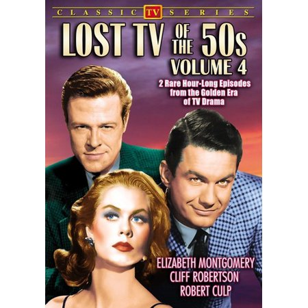 Lost TV of the 50s, Volume 4 (DVD) (50s Gifts)