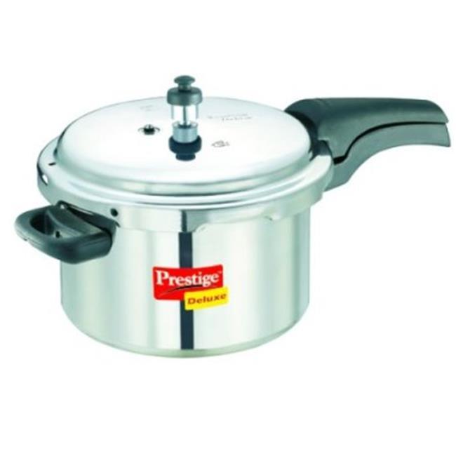 Prestige PRDAL3 Deluxe Aluminum Pressure Cooker - 3 Litres