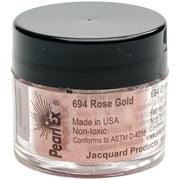 Jacquard Pearl Ex Powdered Pigment 3g-Rose Gold