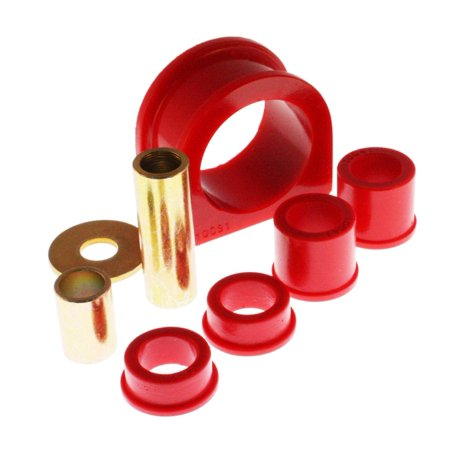 Energy Suspension 01-04 Toyota Pickup 4wd / 96-02 4Runner Red Front Rack and Pinion Bushing Set