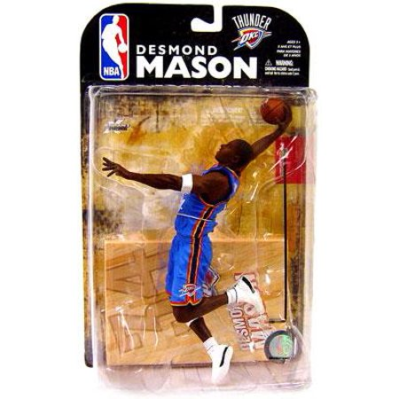 Mcfarlane Nba Sports Picks Series 16 Desmond Mason Action Figure
