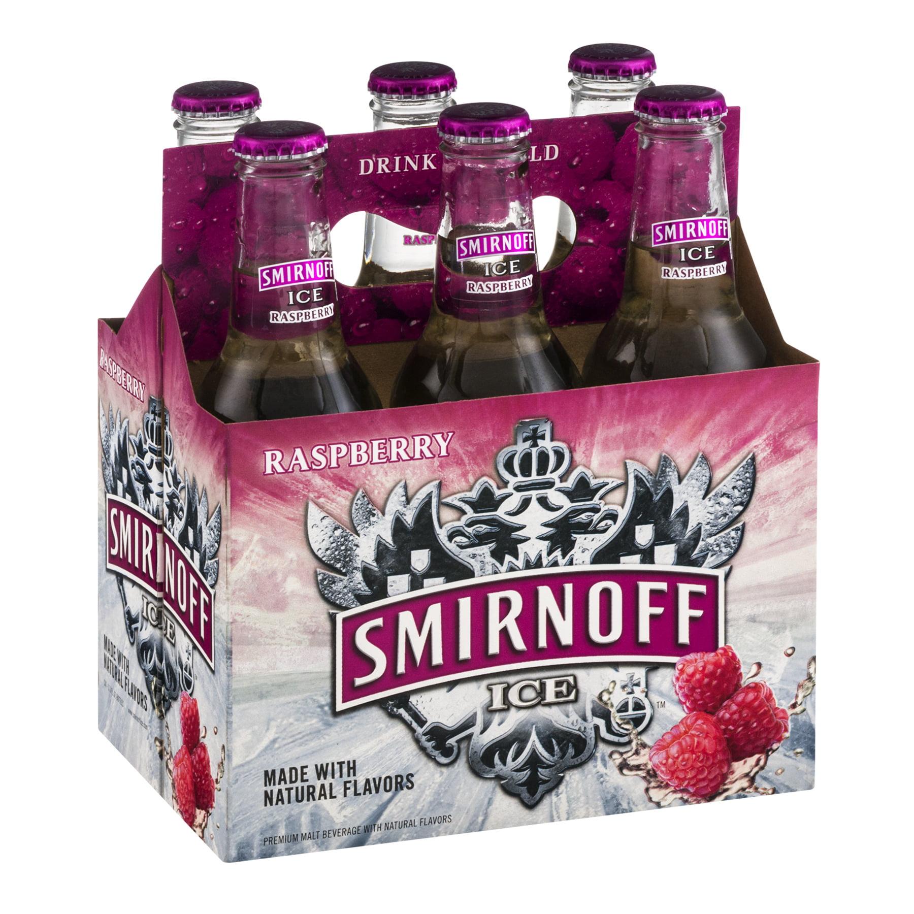 Smirnoff Ice Original 6 Pack   Hy-Vee Aisles Online