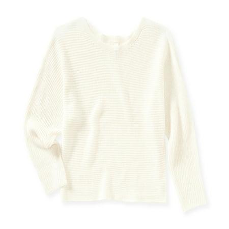 Dolman Crop - Aeropostale Juniors Cropped Dolman Pullover Sweater