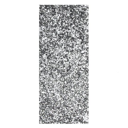 3f76e38aa7 Jewels Glitter Fabric Sheet Sticker, 11-1/2-Inch, Silver