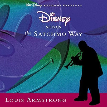 Disney Songs The Satchmo Way / Various (CD)](Halloween Disney Songs)