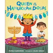 Queen of the Hanukkah Dosas - eBook