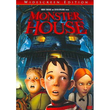 Monster House (DVD) - Monster High Movies List In Order