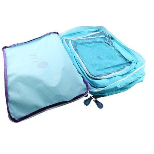 AGPtek Travel Luggage Suitcase And Packing Bags Organization 5pc Set