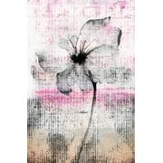 Parvez Taj Flower 2 Art Print On Premium Canvas