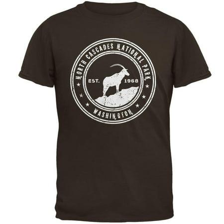 North Cascades National Park Mens T Shirt