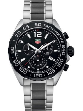 Tag Heuer Men's Formula 1 Chronograph Quartz 43mm Watches