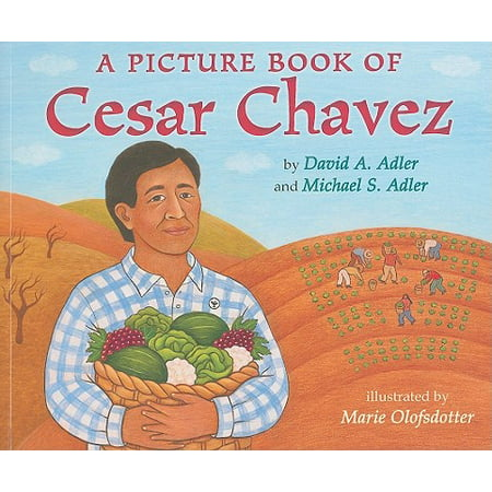 Picture Book Biographies: A Picture Book of Cesar Chavez (Paperback)](Cesar Chavez Halloween)