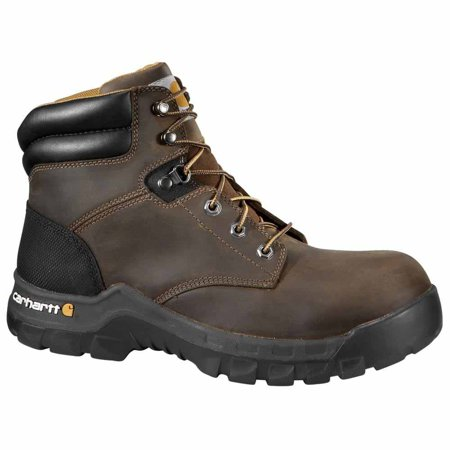 Carhartt Mens Boots - Carhartt Work Flex 6 in. Brown Composite Toe 11.5 M