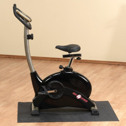 Best Fitness Upright Exercise Bike