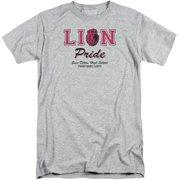 Friday Night Lights Lions Pride Mens Big and Tall Shirt