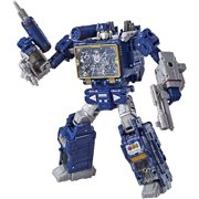 """Transformers Toys Generations War for Cybertron Voyager Wfc-S25 Soundwave Action Figure - Siege Chapter - Adults & Kids Ages 8 & Up, 7"""", Build.., By Visit the Transformers Store"""