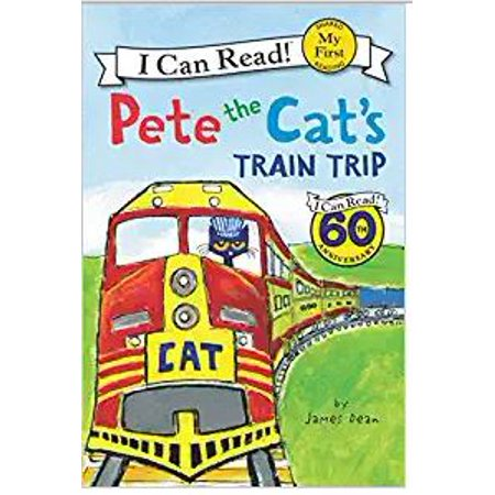 Pete the Cat's Train Trip ()