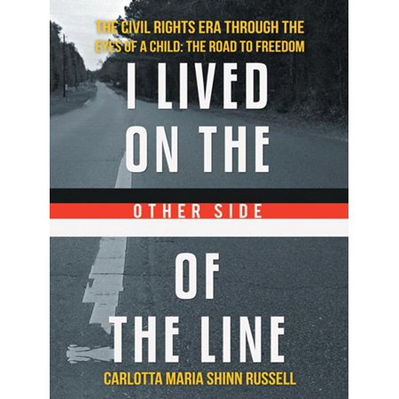 I Lived on the Other Side of the Line - eBook