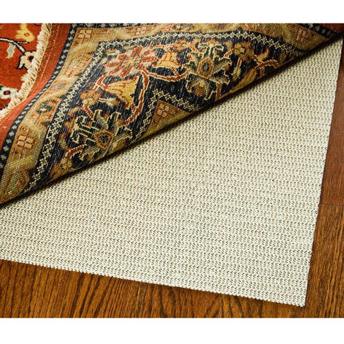 Safavieh Deluxe Rug Pad For Hard Floor Walmart Com