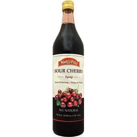 Sour Cherry Syrup (MP) 33fl.oz