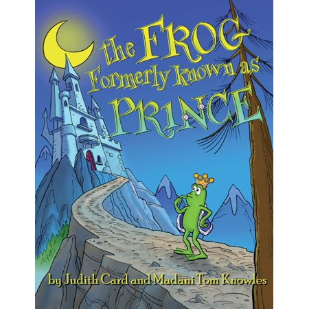 Artist Formally Known As Prince (The Frog Formerly Known as)